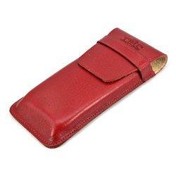 Etui na długopisy TMC duże czerwony BDN2