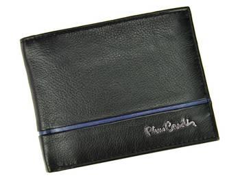 Prosty męski portfel skórzany Pierre Cardin SAHARA TILAK15 8806