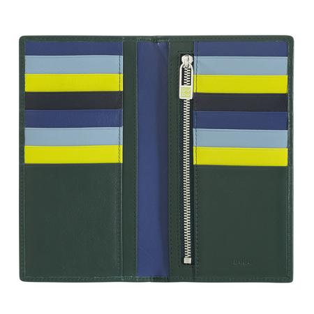 Elegancki pojemny skórzany portfel damski DuDu