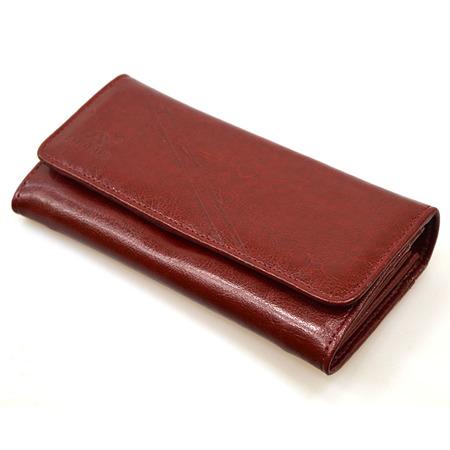 Elegancki portfel skórzany damski Andrus maxi 041b