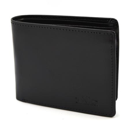 Męski portfel skórzany pm1 czarny TMC Premium